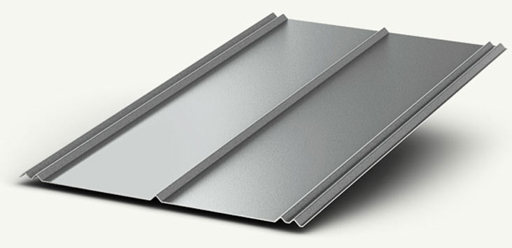 5V Metal Roofing.