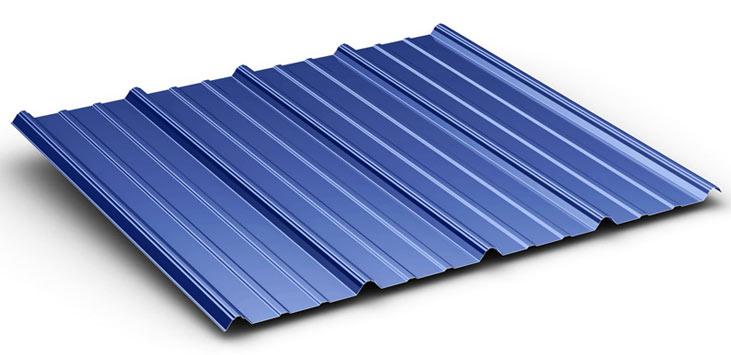 Max Rib Metal Roofing.